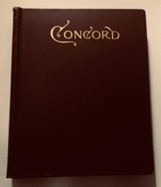 Concord; Historic, Literary, and Picturesque. George Bartlett.